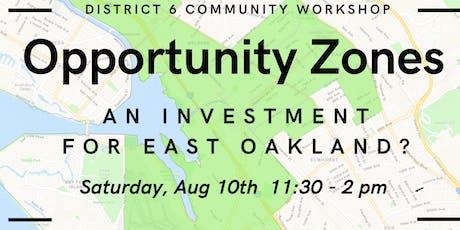 D6 Community Engagement Workshop tickets