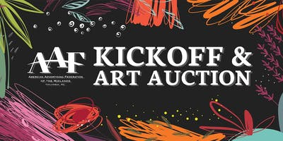 2019 AAF Kickoff & Art Auction