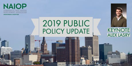 2019 Public Policy Update tickets