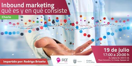 Inbound Marketing qué es y en qué consiste