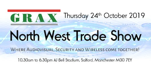 The Grax Northwest Trade Show where AV, Security and Wireless come together