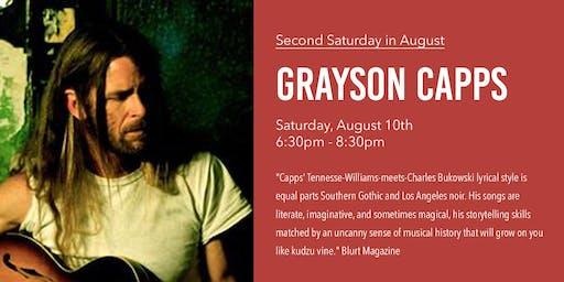 Grayson Capps - Live Music