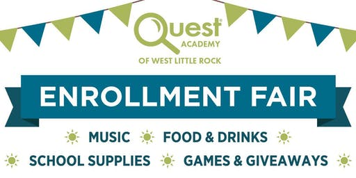 Quest Academy West Little Rock Enrollment Fair | 07/27