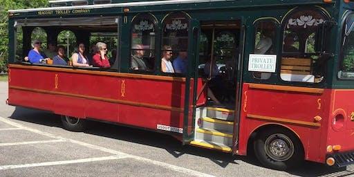 Rye History Trolley Tour