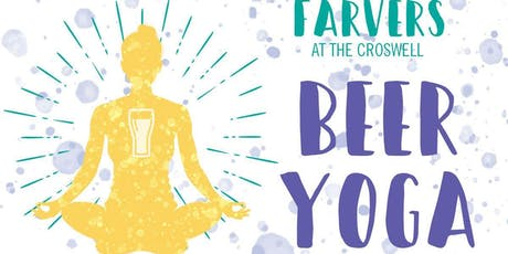 Beer Yoga with Marin Heinritz tickets