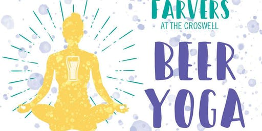 Beer Yoga with Marin Heinritz