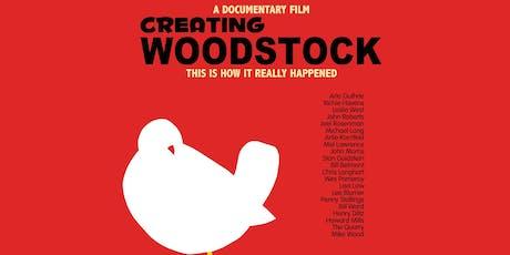 Reel To Reel: Creating Woodstock tickets
