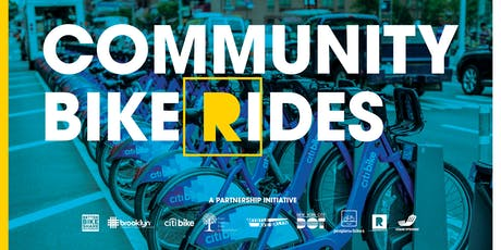 Community Bike Ride to Governors Island tickets