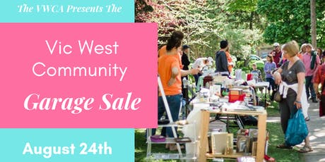 Vic West Community Garage Sale  tickets