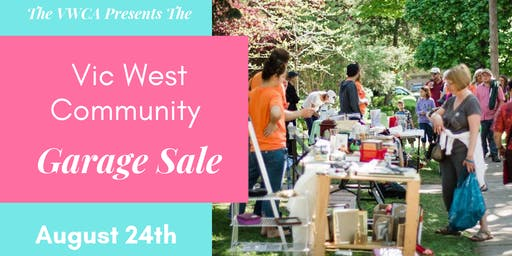 Vic West Community Garage Sale
