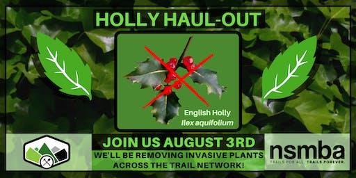 NSMBA Holly Haul-out