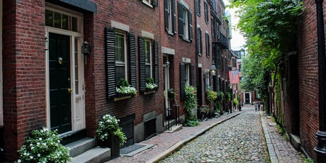 House Museum Alliance of Downtown Boston Presents: 5-4-3-2-1 Architectural Walking Tour tickets