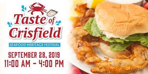 Taste of Crisfield