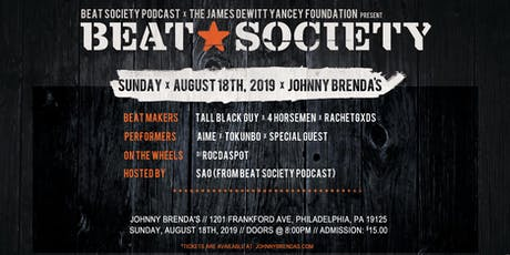 Beat Society tickets