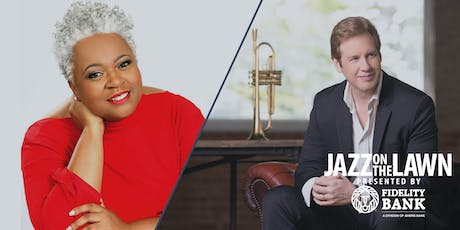 Joe Gransden & Robin Lattimore - Jazz on the Lawn Presented by Fidelity Bank tickets