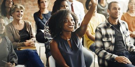 Overcoming Barriers Employment Workshop tickets