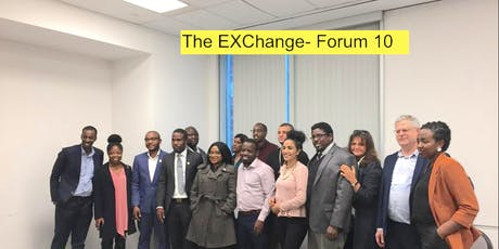 The EXChange-Forum 11 (Entrepreneur EXChange) tickets