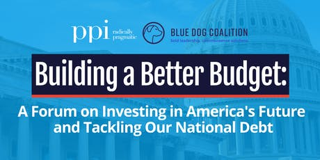 Forum on Investing in America's Future and Tackling Our National Debt tickets