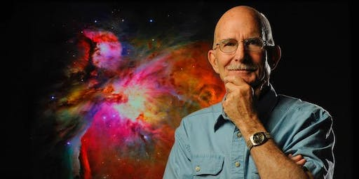 August 2019 Meet the Astronomer - Dr. Bob O'Dell - tickets now available!
