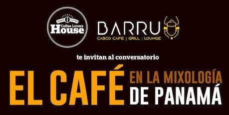 El Café en la Mixología de Panamá entradas