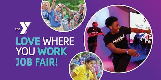 YMCA of Greater Richmond After School Care Job Fair