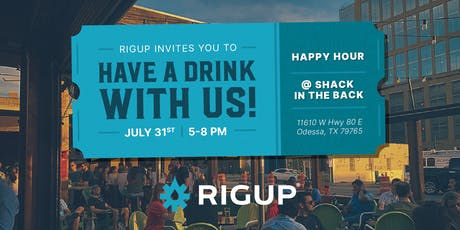 RigUp Midland Contractor Appreciation tickets