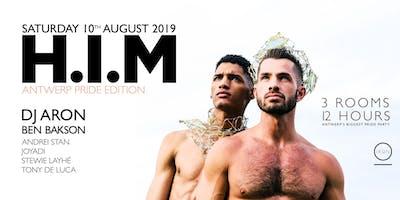 H.I.M+Antwerp+Pride+Edition