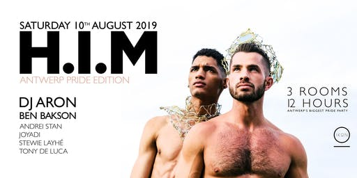 H.I.M Antwerp Pride Edition