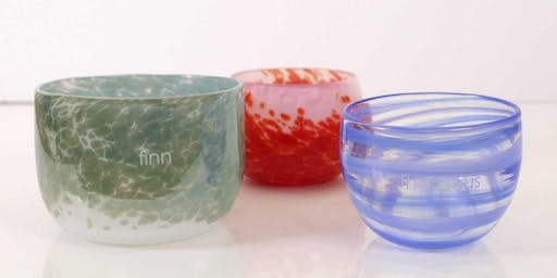 make your own dog bowl on 8/17 at glassybaby madrona