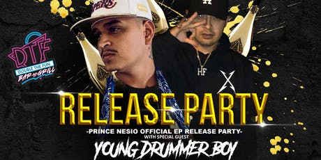Young Drummer Boy & Prince Nesio tickets