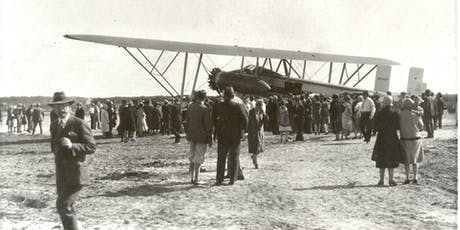 Famous Flights: The History of Aviation in St. Pete and at Weedon Island entradas