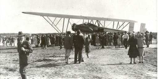 Famous Flights: The History of Aviation in St. Pete and at Weedon Island