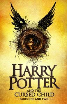 WORLD OF  HARRY POTTER AND THE CURSED CHILD