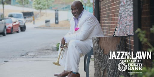 Joey Sommerville - Jazz on the Lawn Presented by Fidelity Bank