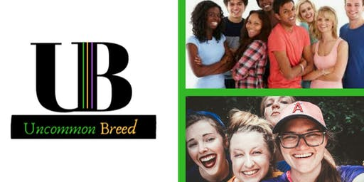 Uncommon Breed teenagers and youth Leadership work