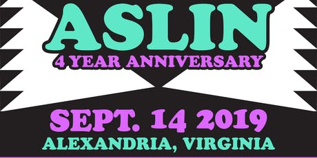 Aslin 4th Anniversary tickets