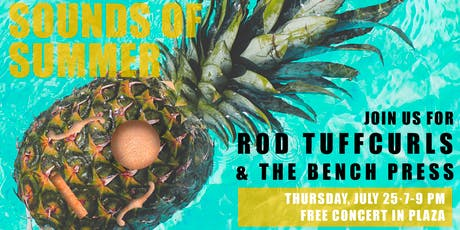 Rod Tuffcurls & The Bench Press tickets