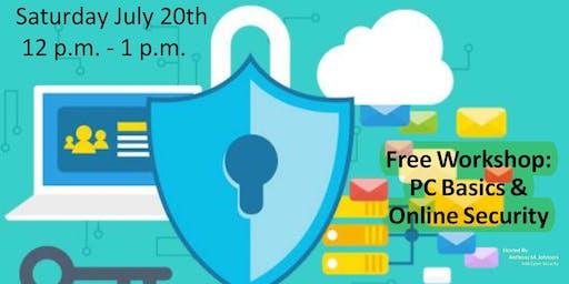 PC Basics & Internet Security