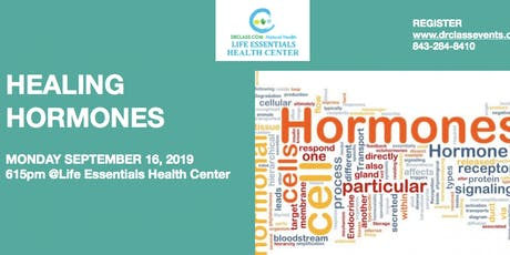 Healing Hormones Experience tickets