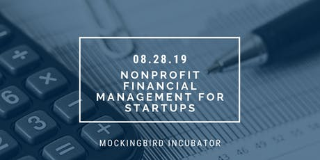Nonprofit Financial Management for Startups tickets