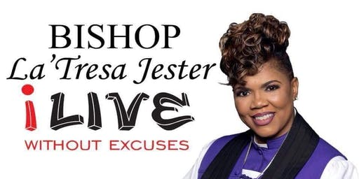 """I Live Without Excuses"" Workshop"
