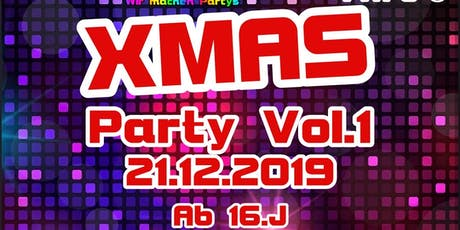 XMAS Party Vol.1 Wittingen  Tickets