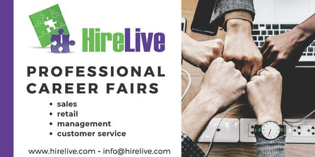 Denver Sales Job Fair tickets