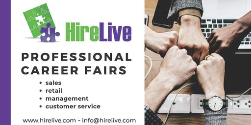 Denver Sales Job Fair
