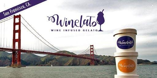 Sunday Winelato & Wine Tasting on Treasure Island!
