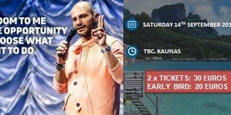 Super Saturday with IMD  CEZAR SURDULESCU tickets