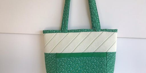Beginning Sewing: Tote Bags