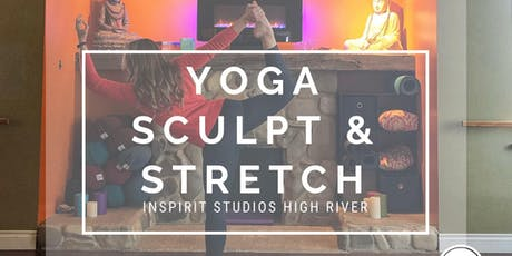 Yoga Sculpt & Stretch  tickets