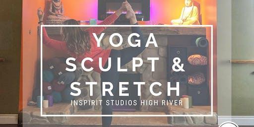Yoga Sculpt & Stretch