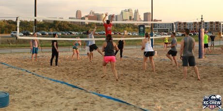 Sand Volleyball Pickup with KC Crew tickets